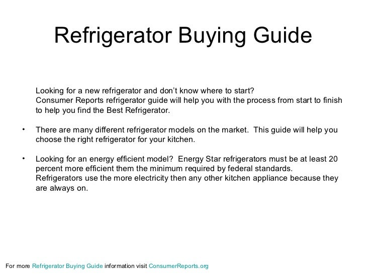 Refrigerator buying guide: reviews by wirecutter   a new york.
