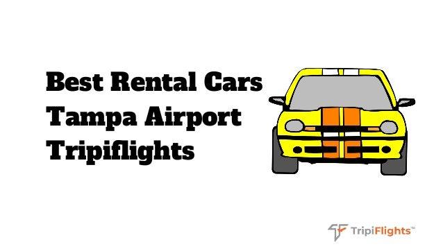 best rental car deals tampa airport