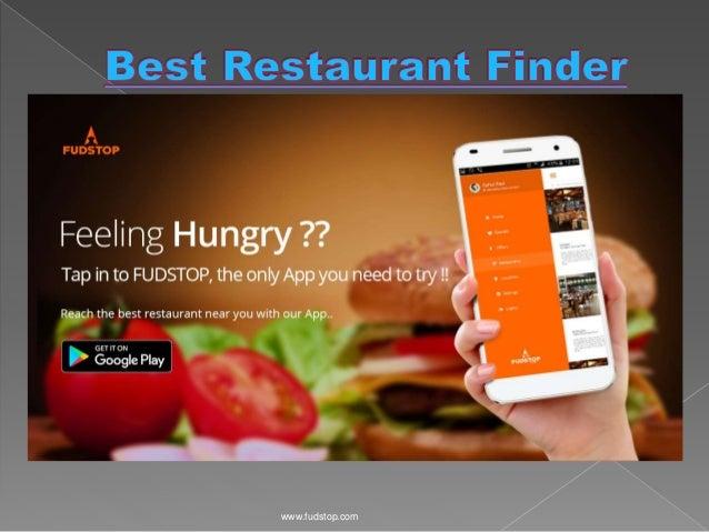 Best Restaurant Finder