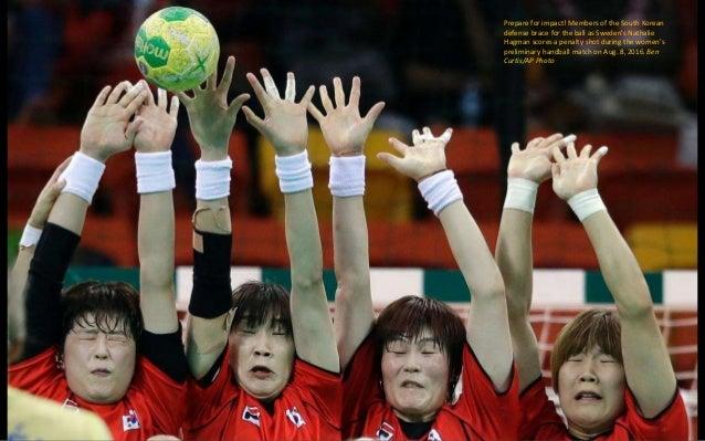 Yosuke Nakayama, of Japan, sure shows it on his face! Mike Groll/AP Photo