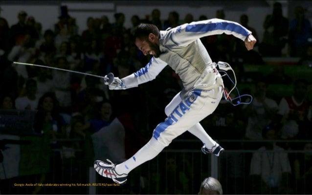 France's Sofiane Oumiha lands a punch on Honduras' Teofimo Andres Lopez Rivera during the men's light (60kg) matchYuri Cor...