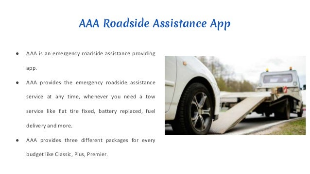 Roadside Assistance App for your Towing Business