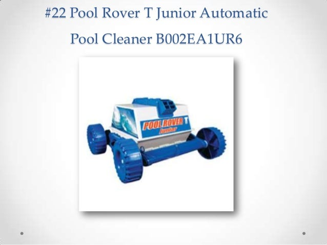 Best Robotic Pool Cleaner For Inground Pools Robotic Pool