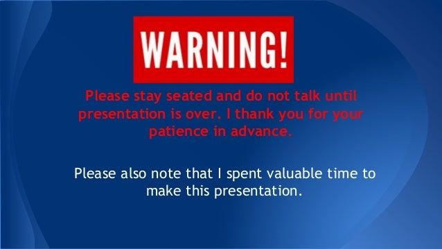 best sales presentation ever