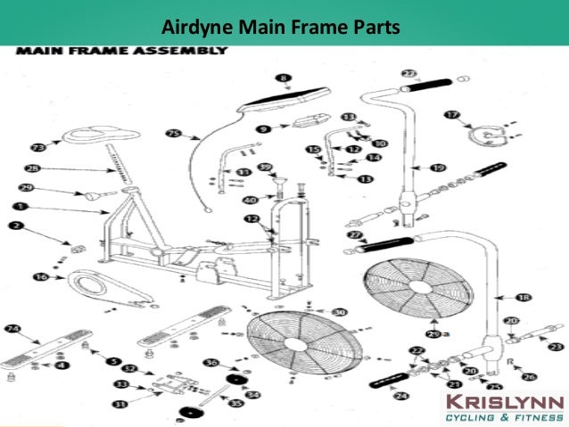 Airdyne Replacement Parts : Schwinn airdyne parts pictures to pin on pinterest thepinsta