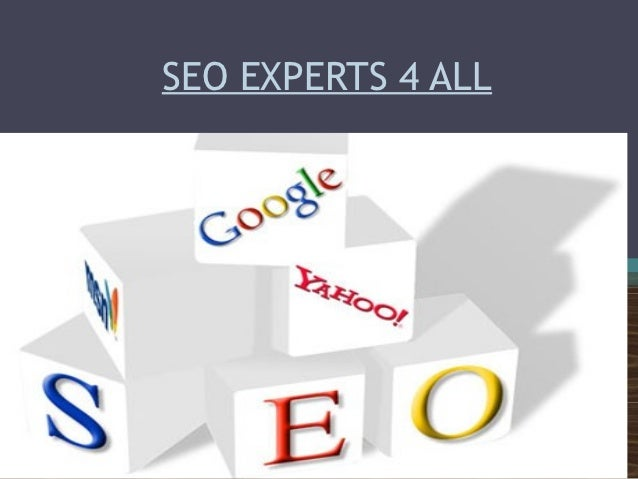 SEO EXPERTS 4 ALL