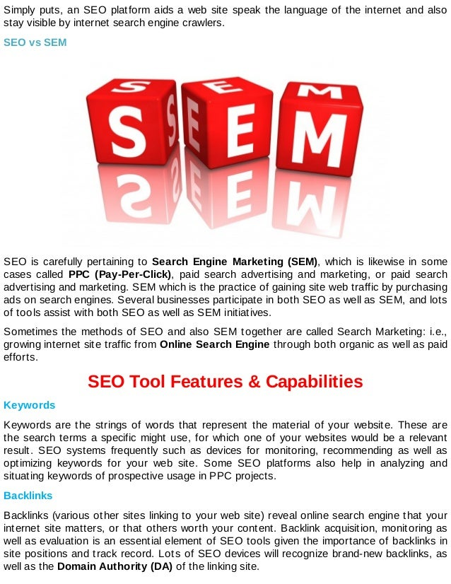21 Best FREE SEO Tools for On-Page Optimization - Search ...