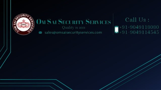 About US Om Sai Security Services is one of the most trustworthy Service Providers engaged in offering reliable Security S...