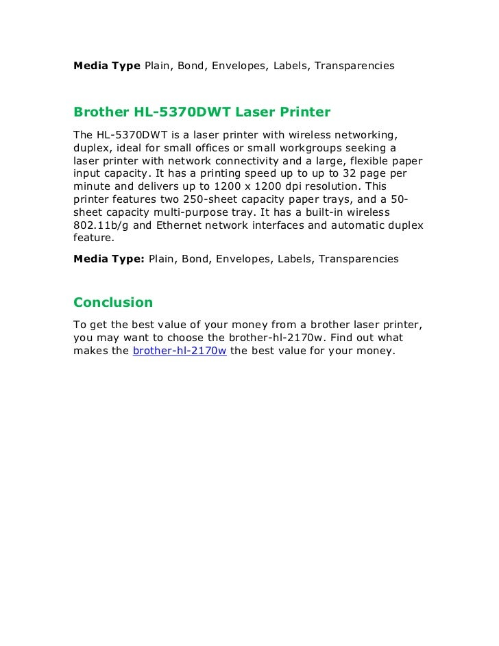 Brother Laser Printers: Now Find Out the Most Notable