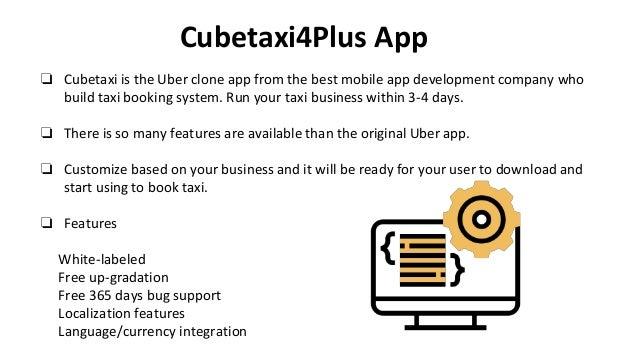 Best selling uber clone app scripts in usa