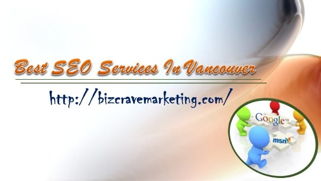 Best SEO Services In Vancouver