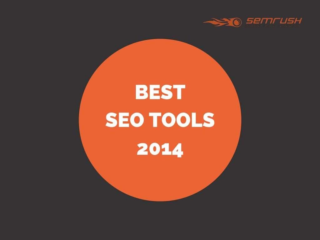 Best SEO tools 2014