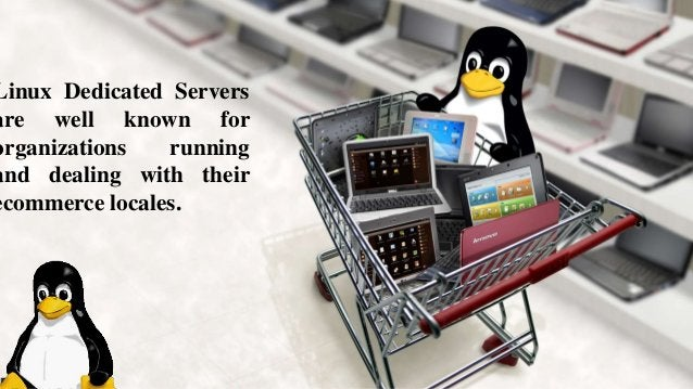 Linux Dedicated Servers are well known for organizations running and dealing with their ecommerce locales.