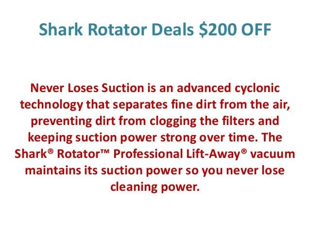 Coupon code for shark powered lift away