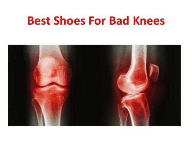 Best Knee Pain Shoes