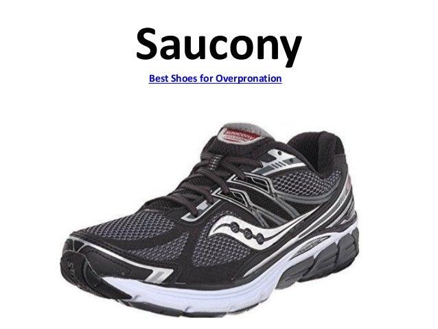 best saucony shoes for overpronation