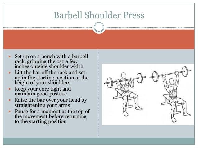 Best shoulder exercises for mass Slide 3