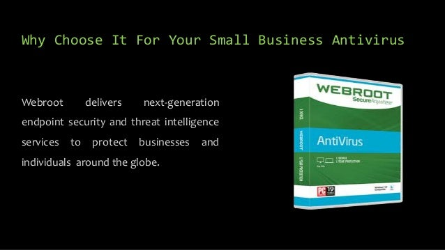 best antivirus for small business