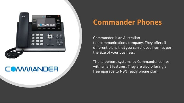 Small Business Telephone Systems In Australia Choosing The Best One