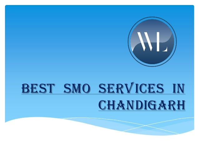 Best SMO Services in Chandigarh