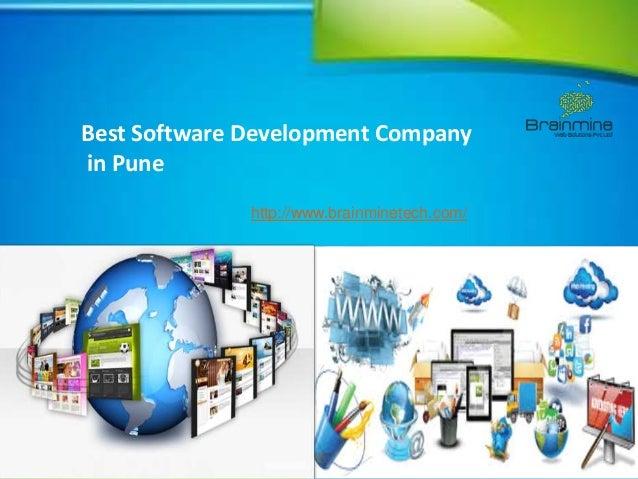 Best Software Development Company in Pune http://www.brainminetech.com/