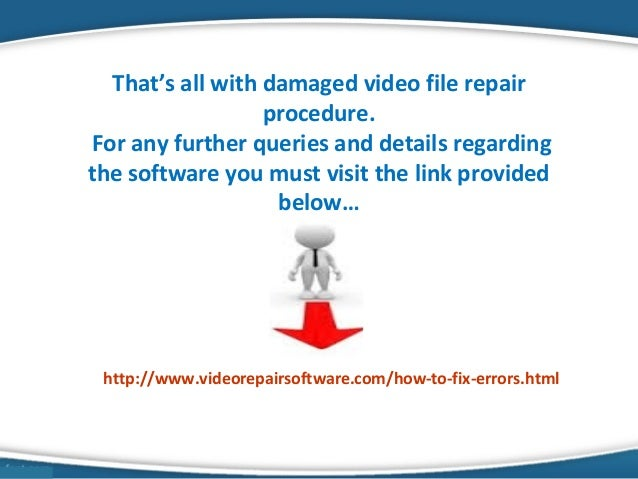 how to fix or repair damaged or corrupted jpeg file