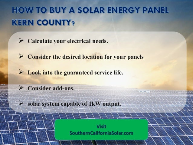 Top Rated Best Solar Companies In Kern County Ca