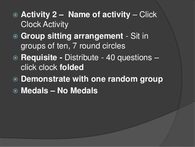 Best spoken english activities