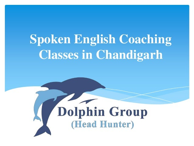 Spoken English Coaching Classes in Chandigarh