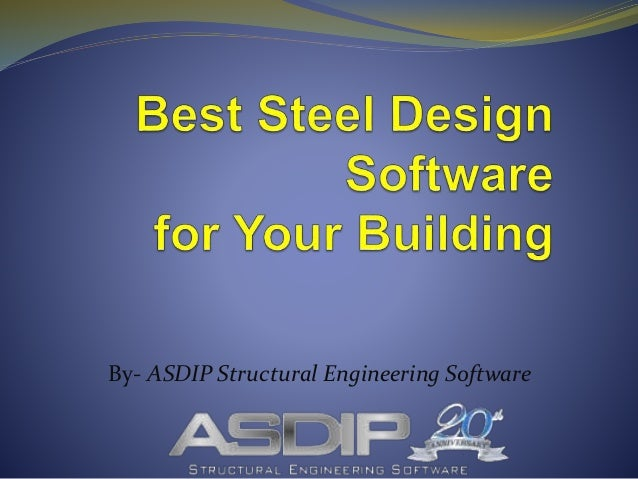 Best Steel Design Software
