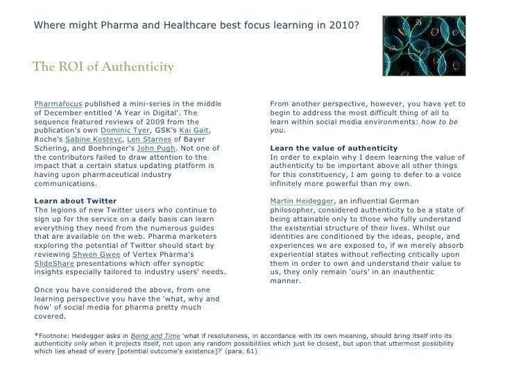 The gift of learning for pharma and healthcare marketers in 2010 fre 10 fandeluxe Images