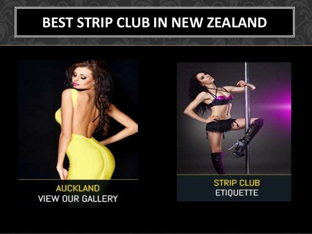 BEST STRIP CLUB IN NEW ZEALAND