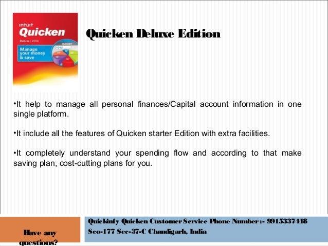 Best suitable quicken software
