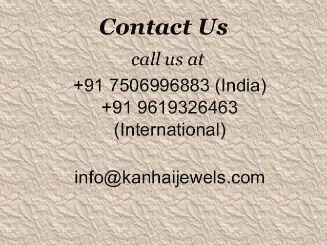 Best Supplier Of Imitation Jewellery Online