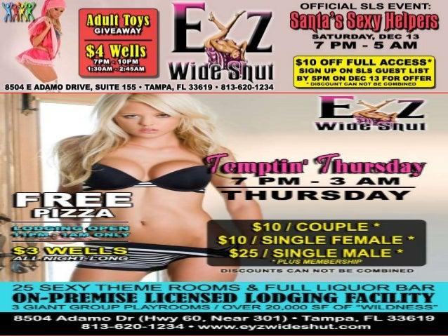 Club Fl Swinger Tampa