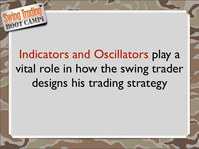 Best swing trading indicators