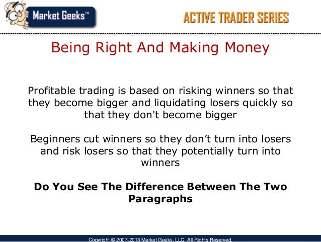 Optimal trading strategies kissell