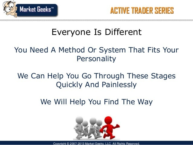 Trading systems and methods 2013