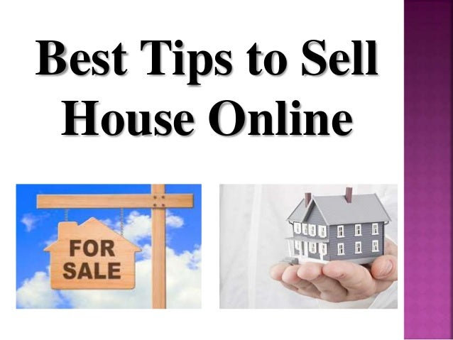 Best Tips to Sell House Online