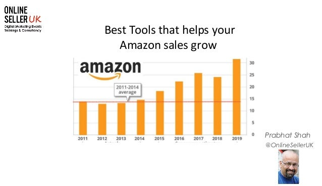 1 @OnlineSellerUK Prabhat Shah Best Tools that helps your Amazon sales grow