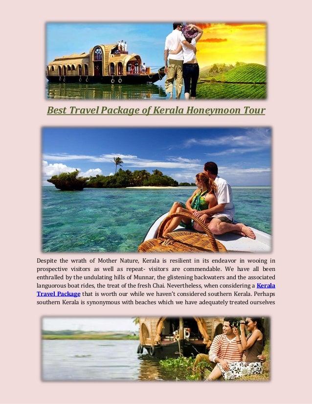 best travel deals for kerala