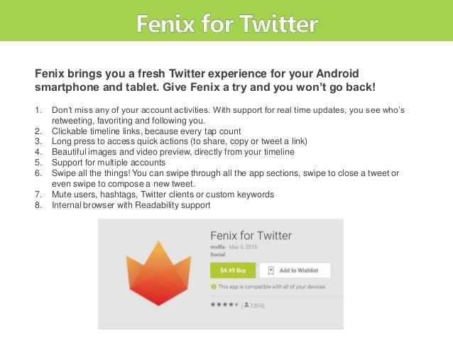 The 8 Best Twitter Apps For Android