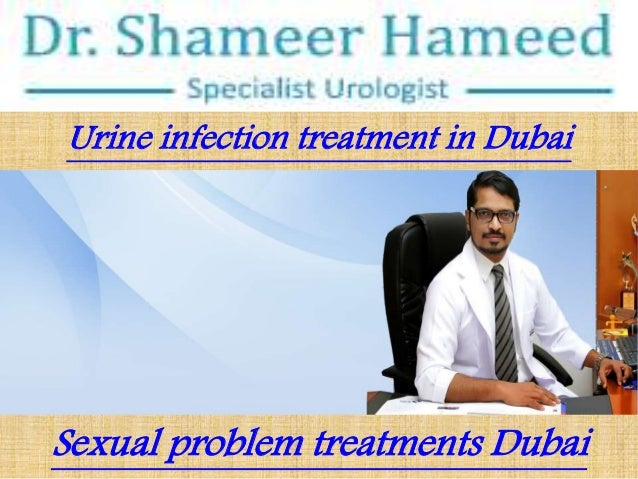 Sexual problem treatments Dubai