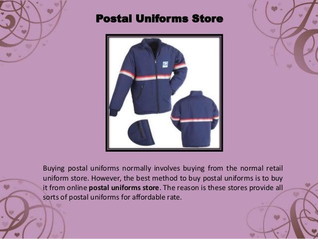 4f24b4539c6 Best USPS Uniforms