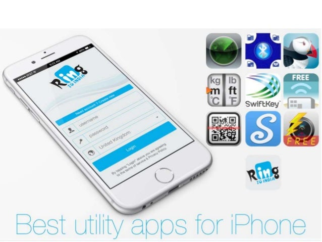 best utility apps for iphone free