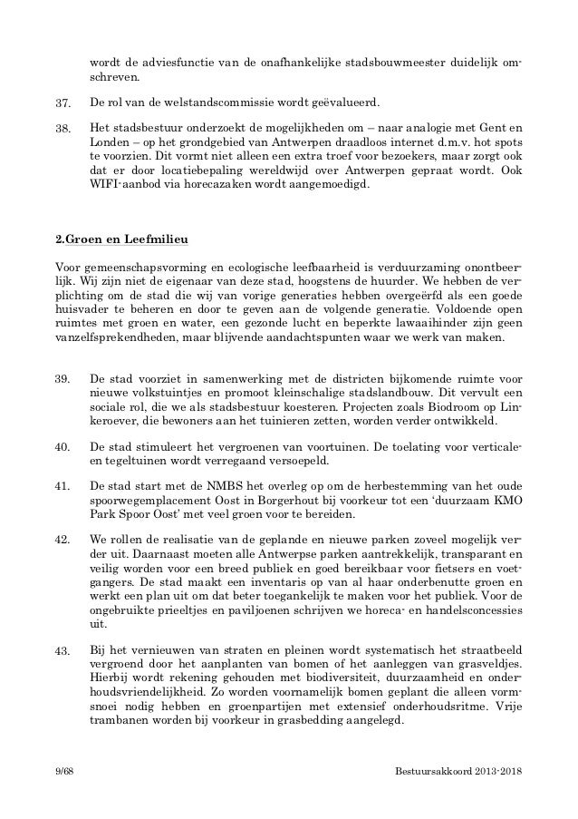 wordt de adviesfunctie van de onafhankelijke stadsbouwmeester duidelijk om-       schreven.37.    De rol van de welstandsc...