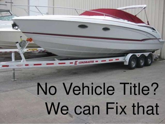 Best Vehicle Title Recovery Website