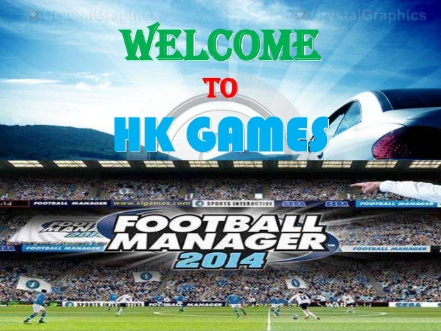 WELCOME TO HK GAMES