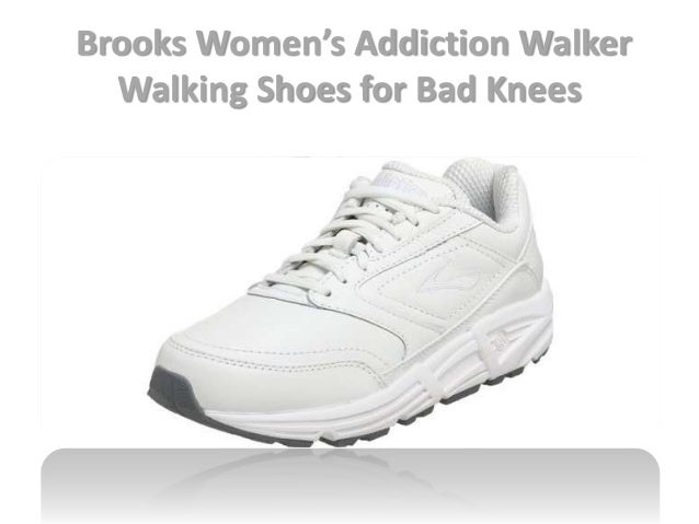 Best Running Shoes For Bad Knees >> Best walking shoes for knee pain for women