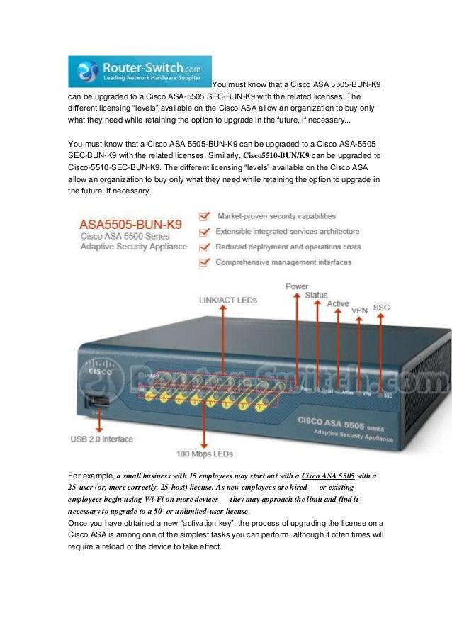 cisco asa 5505 key generator